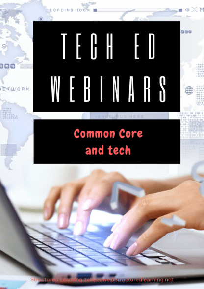 common core and technology