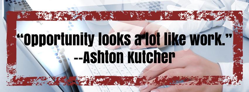 Quote--kutcher
