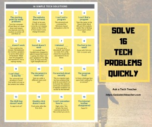 16 simple tech solutions instagram
