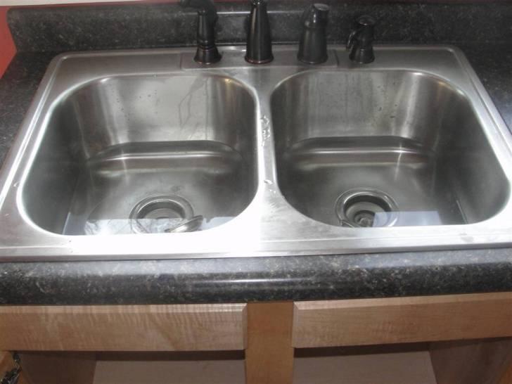 Clogged Drain Kitchen Sink