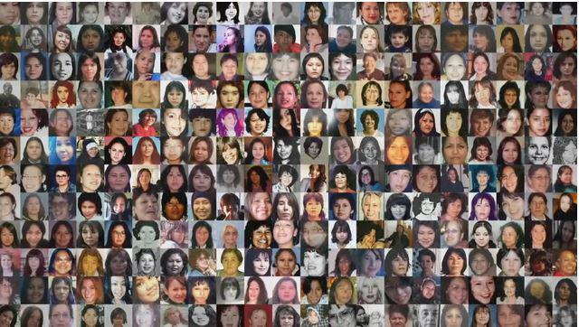 Missing and murdered Indigenous women, girls & two-spirit