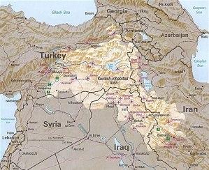 Kurdistan: The struggle in historical perspective