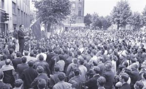 Decisive question in France 1968: Revolutionary or reformist leadership?