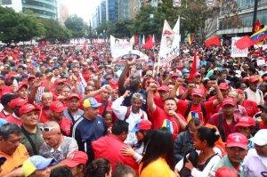 Estados Unidos: ¡Fuera de Venezuela bolivariana!