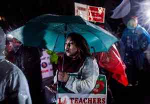Los Angeles teachers' strike bulletin – Jan. 16, 2019