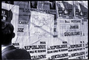 Tactics after 1968 uprising in France