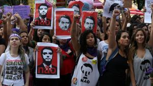 Bolsonaro's threat to oppressed in Brazil demands response