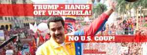 Hands Off Venezuela! Chicago Emergency Demonstration