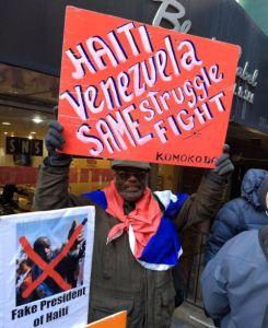 New York: Hands Off Venezuela!