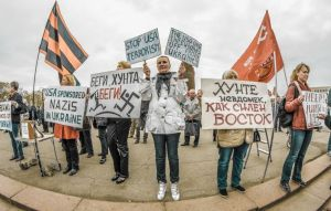 Repression, poverty & war: Five years of the coup regime in Ukraine