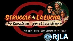 Struggle - La Lucha Radio episode 3
