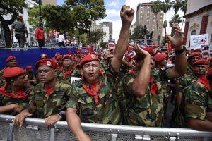Bolivarian Venezuela defeats coup deadline, readies for next round