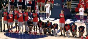Ole Miss basketball players confront racism
