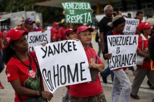 Venezuela: Calling the arsonist to put out the fire