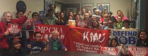 San Diego meeting: Filipino workers resist terror