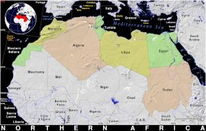 Understanding gov't overturns in North Africa: What is imperialism's role?