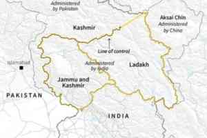 Roots of the crisis over Kashmir