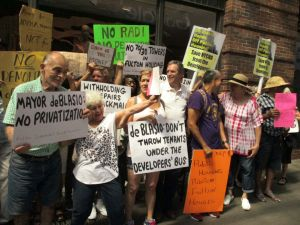 New York City: Save the Fulton Houses! Hands off public housing!