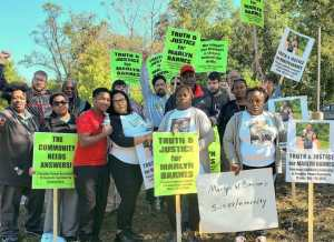 Bel Air, Md. Nov. 9: Truth and Justice for Marlyn Barnes and all Prisoners!