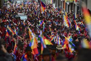 Bolivia: El Alto stands up against the coup