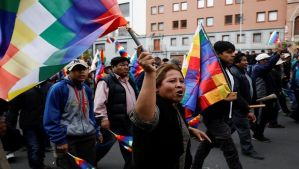 Day 2 of the civic-military coup in Bolivia
