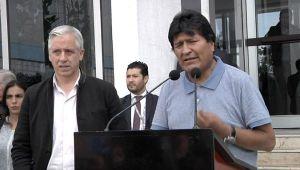 A la opinión pública. Movimiento al Socialismo (Bolivia)