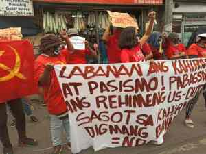 Salute to Communist Party of the Philippines on 51st anniversary
