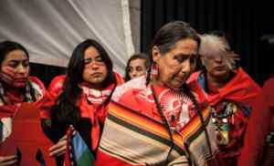 Indigenous COP25 delegation removed from U.S. Embassy in Spain