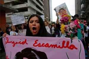 #UnDiaSinNosotras: Women challenge femicide and rape in Mexico