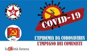 Italy: Communist efforts in the coronavirus outbreak