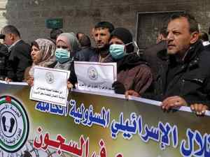 Four Palestinian prisoners in isolation for potential coronavirus exposure from Israeli interrogator