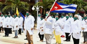 Cuba's victory at Bay of Pigs made medical solidarity possible