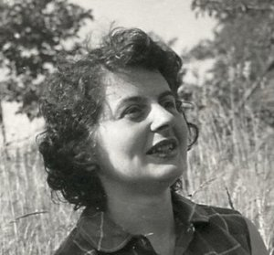 Rosemary Neidenberg, honored by Bob McCubbin