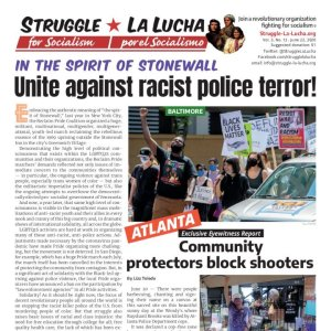 Struggle ★ La Lucha PDF - June 22, 2020