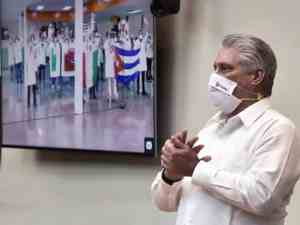 Attempts to undermine Cuban medical brigades will not succeed