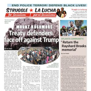 Struggle ★ La Lucha PDF - July 20, 2020