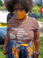 Yvonne Orr-El, Delbert Africa's daughter.
