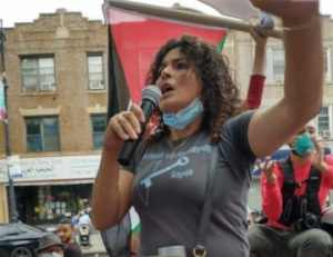 Palestinian Day of Resistance in Brooklyn