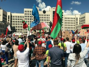 Borotba: Workers should put an end to crisis in Belarus