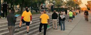 Baltimore teachers demand 'masks, tests and plexiglass!'