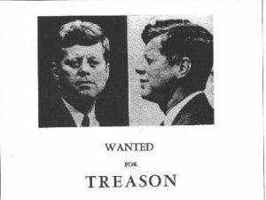 The coup that killed JFK and Trump's attempted coup