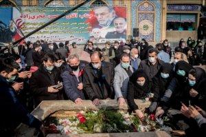 ¡Condenemos el ataque terrorista y el asesinato del científico iraní Mohsen Fakriadeh!