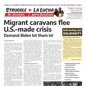 Struggle ★ La Lucha PDF - Jan. 25, 2021