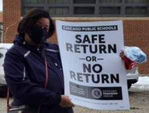 CTU forces Mayor Lightfoot to back down as Chicago Public Schools continue remote learning