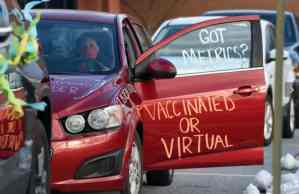 Corporate virus 'news' and capitalist irrationality