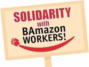 Petition: Support Bessemer Amazon warehouse union drive