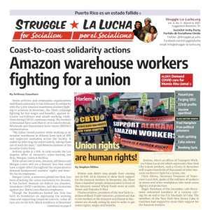 Struggle ★ La Lucha PDF - March 8, 2021