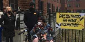 Community leaders demand: End vaccine apartheid in Baltimore