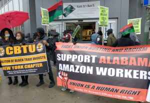 From Alabama to Harlem ― Union rights are human rights!