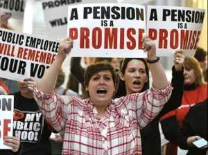 Young workers are losing access to pensions -- why?